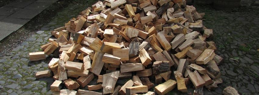 Brennholzspalter