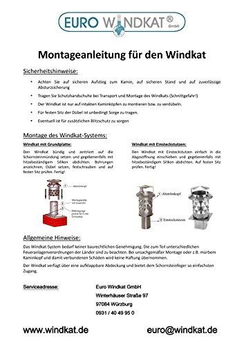 Schornsteinaufsatz Edelstahl7