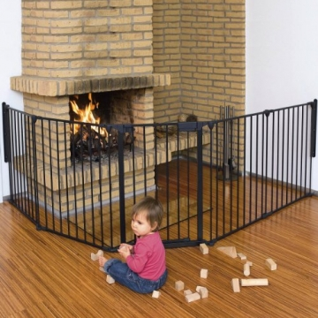 BabyDan Kaminschutzgitter