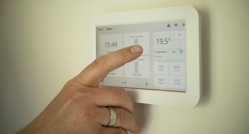 Heizkosten sparen Heiztemperatur